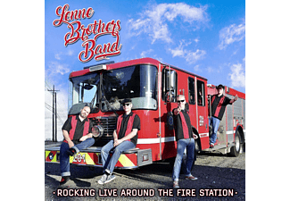 Lennebrothers Band - Rocking Live Around The Fire Station  - (CD)