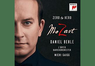 Daniel / L'orfeo Barockorchester Behle - MoZart  - (CD)
