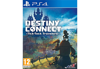 Destiny Connect: Tick Tock Travelers FR/NL PS4