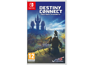Destiny Connect: Tick Tock Travelers NL/FR Switch