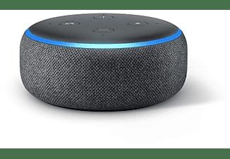 Altavoz inteligente - Amazon Echo Dot (3ª Gen) Alexa, Controlador de Hogar, Negro