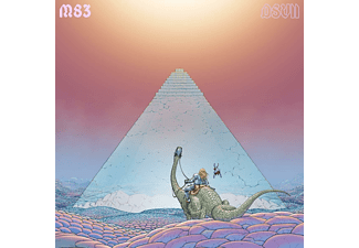 M83 - Digital Shades Vol.2 (DS VII) CD