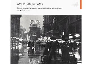 McLean,Viv/Lee,Simon/Royal PhO - American Dreams  - (CD)