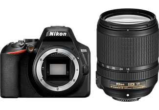 NIKON Reflex camera D3500 + 18-140 mm DX VR (VBA550K004)