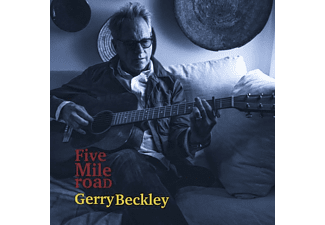 Gerry Beckley - Five Mile Road  - (CD)