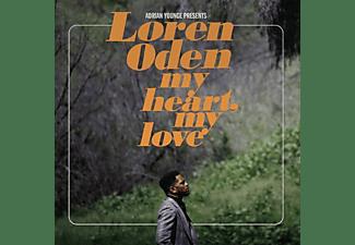 Loren Oden - My Heart,My Love  - (CD)