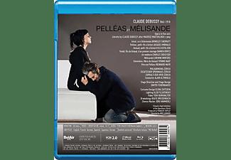 VARIOUS - Pelléas et Mélisande [Blu-ray]  - (Blu-ray)