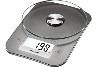 BEURER 704.29 KS 26 Küchenwaage (Max. Tragkraft: 5 kg
