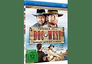 Doc West - Nobody schlägt zurück Blu-ray