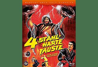 4 stahlharte Fäuste - Uncut - Limited Edition Blu-ray