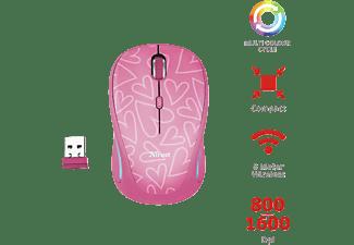 TRUST Muis LED-verlichting Roze