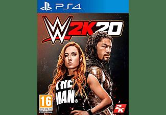 WWE 2K20 NL/FR PS4