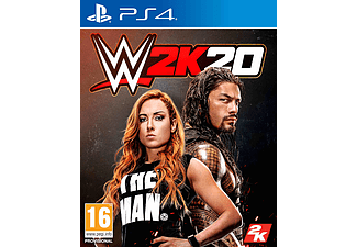WWE 2K20 FR/NL PS4