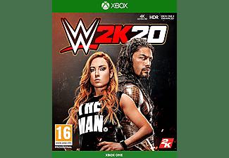 WWE 2K20 NL/FR Xbox One