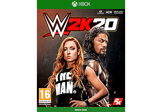 WWE 2K20 NL/FR Xbox One