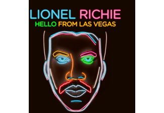 Lionel Richie - Hello From Las Vegas  - (CD)