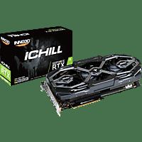 INNO3D GeForce® RTX 2070 SUPER™ iCHILL X3 Ultra 8GB (C207S3-08D6X-1780VA26) (NVIDIA, Grafikkarte)