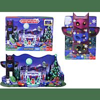 DICKIE TOYS PJ Masks Advent Calendar Adventskalender, Mehrfarbig