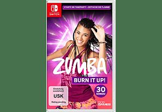Zumba Burn It Up! - [Nintendo Switch]