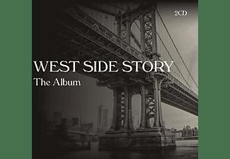 Jim Bryant, Marni Nixon, Carol Lawrence, The Dave Brubeck Quartet - West Side Story - Black Line  - (CD)