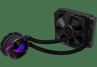 ASUS ROG Strix LC 120 All-in-One CPU Wasserkühler, Schwarz