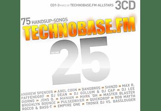 VARIOUS - TechnoBase.FM Vol.25  - (CD)