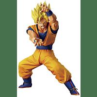 BANPRESTO Dragon Ball Actionfigur Super Saiyan 3 Son Goku Actionfigur, Mehrfarbig
