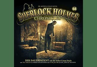 Sherlock Holmes Chronicles - Der Dauerpatient Folge 68  - (CD)