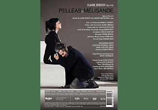 Brindley Sherratt, VARIOUS - Pelléas et Mélisande  - (DVD)