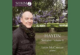 Leon Mccawley - Klviersonaten Vol.2  - (CD)