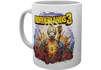 Borderlands 3 Tasse Key Art