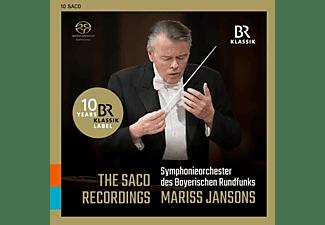 Symphonieorchester Des Bayerischen Rundfunks - The SACD Recordings  - (SACD)