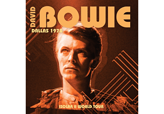 David Bowie - Dallas 1978 Isolar 2 World Tour  - (CD)