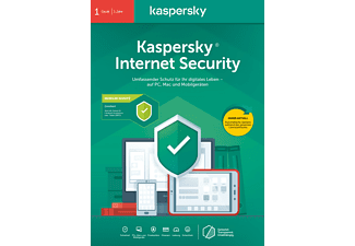Kaspersky Internet Security + Android Security (Code in a Box) - [PC]