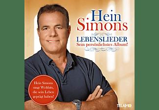 Hein Simons - Lebenslieder  - (CD)