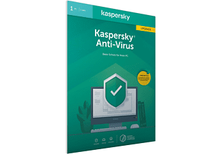 Kaspersky Anti-Virus Upgrade (Code in a Box) (FFP) - [PC]