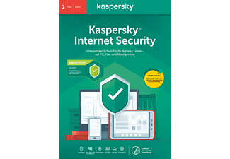 Kaspersky Internet Security + Android Sec. (Code in der Box) (FFP) - [PC]