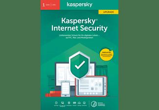 Kaspersky Internet Security Upgrade (Code in der Box) (FFP) - [PC]