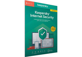 Kaspersky Internet Security 3 Geräte Upgrade (Code in der Box) (FFP) - [PC]