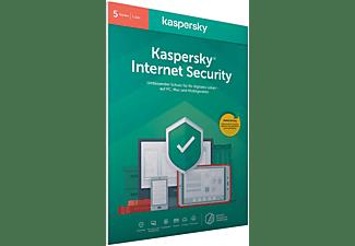 Kaspersky Internet Security 5 Geräte (Code in a Box) (FFP) - [PC]