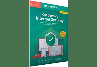 Kaspersky Internet Security 5 Geräte Upgrade (Code in der Box) (FFP) - [PC]
