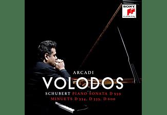 Arcadi Volodos - Piano Sonata D.959 & Minuets D.334,335,600  - (Vinyl)