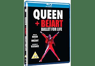 Maurice Queen/bejart - Ballet For Life  - (Blu-ray)