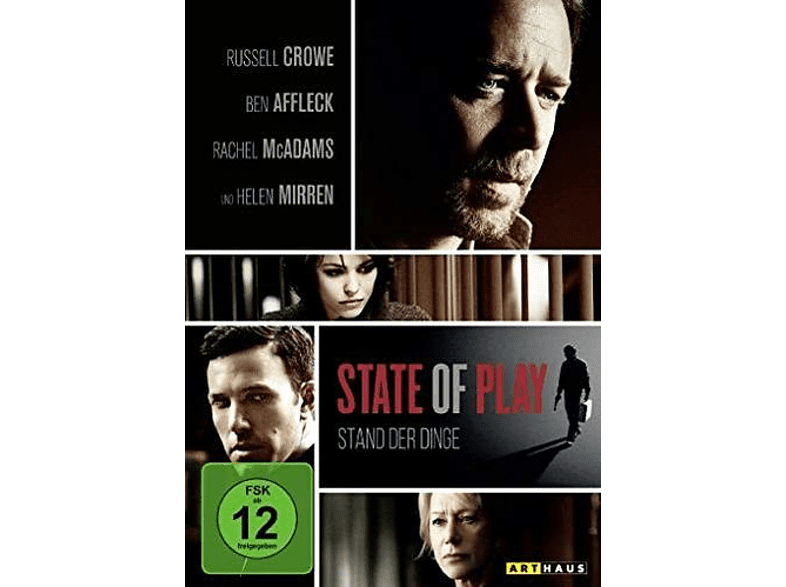 State of Play-Stand der Dinge [DVD]
