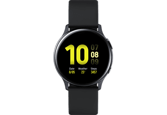 SAMSUNG Galaxy Watch Active 2 40 mm Aluminum Aqua Black