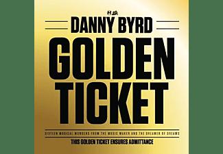 Danny Byrd - Golden Ticket  - (Vinyl)