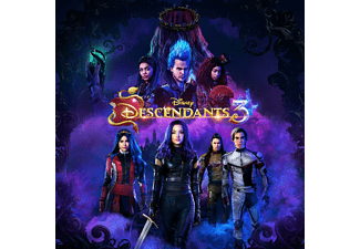 VARIOUS - Descendants 3  - (CD)