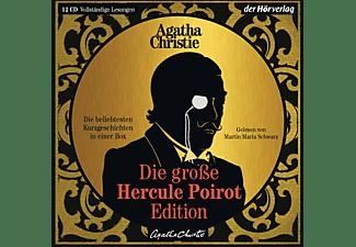 - Die große Hercule-Poirot-Edition  - (CD)