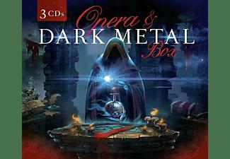 VARIOUS - Opera & Dark Metal Box  - (CD)