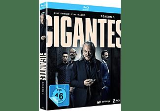 Gigantes-Season 1 (Blu-ray) Blu-ray